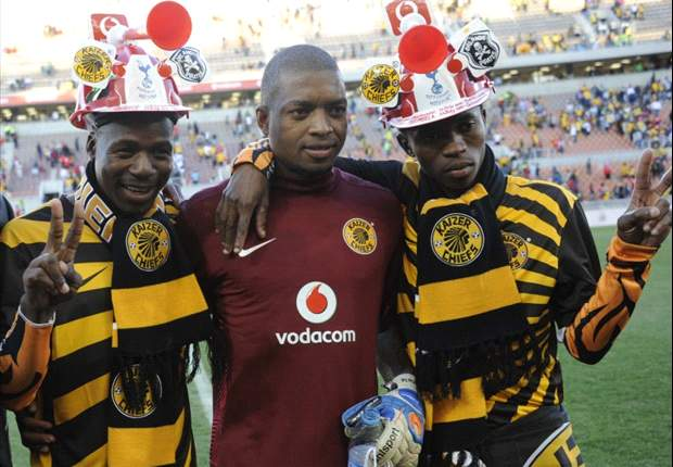 Khune: Chiefs players have made my job easier