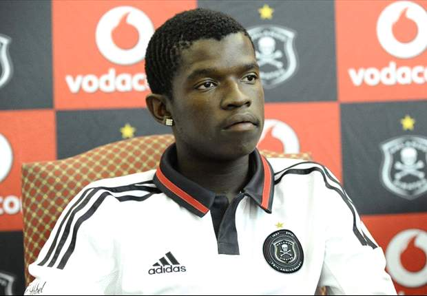 Myeni: I wish I could play in Chiefs-Pirates Derby
