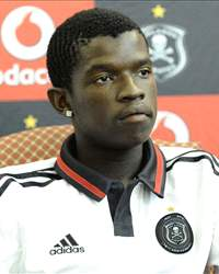 Sifiso Myeni, South Africa International