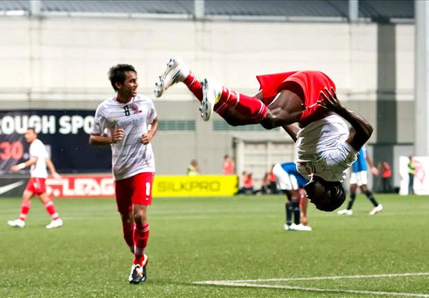 'He is the in-form striker' - LionsXII's V.Sundramoorthy on Agu Casmir