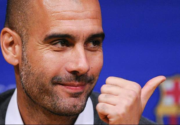 "Guardiola: ""Premier League ein Traum"""