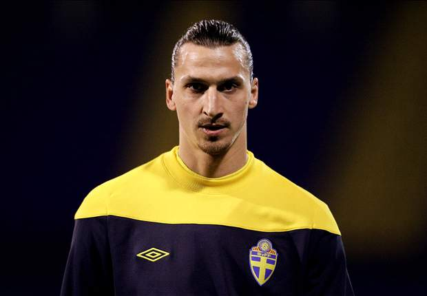 Ibrahimovic ready to give '200 per cent' against Ukraine