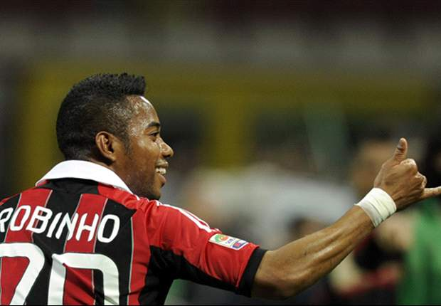 Robinho: I have no plans to leave AC Milan