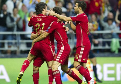 OPTA REVIEW: Spain 2-0 Slovakia