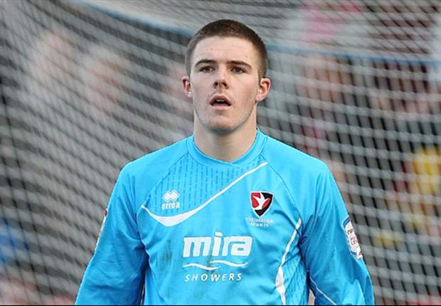 Who is Jack Butland? Introducing England's third-choice goalkeeper for Euro 2012