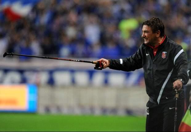 Pelatih Urawa Reds Ubah Target
