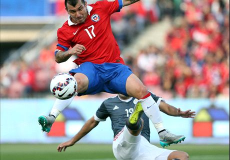 REPORT: Chile 3-2 Paraguay