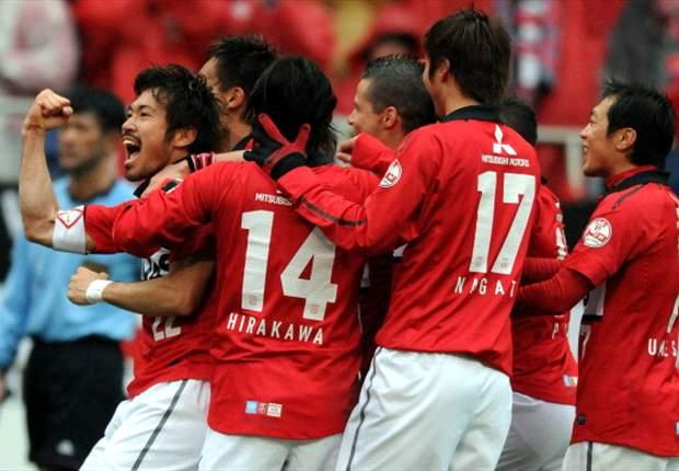 Urawa Reds Perpanjang Sponsorship Dengan DHL