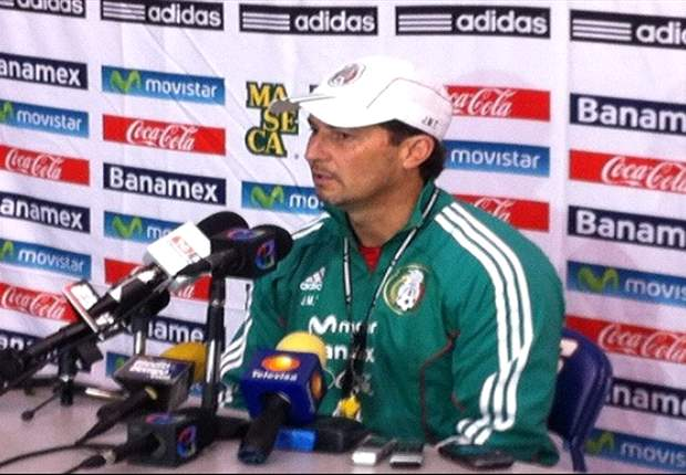 Mexico players meet in capital ahead of Denmark friendly