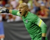 Klinsmann names Guzan as starter