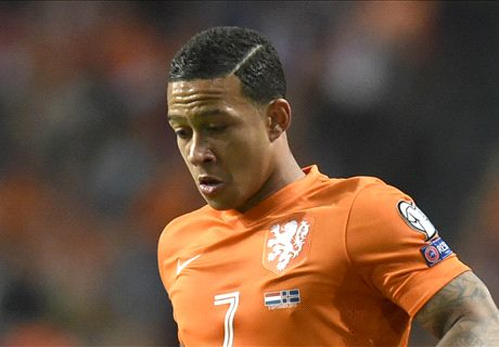 RATINGS: Depay misses a sitter