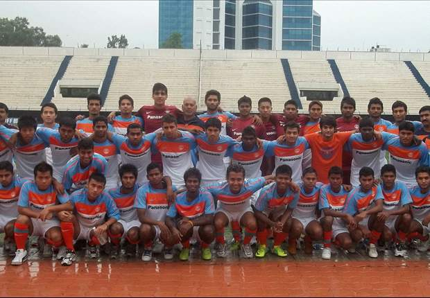 In Pictures: Indian Under-22 Football Team's camp in Bengaluru