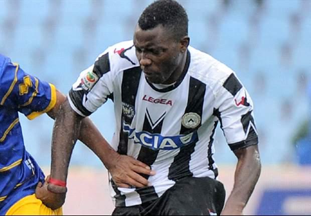 """Asamoah-Juve, siamo ai dettagli! Il 'tweet' speranzoso del ghanese: """"Stasera volerò per l'Italia per sistemare tutto..."""""""