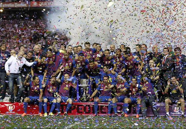 Copa del Rey draw: Barcelona paired with Alaves, Real Madrid take on Alcoyano
