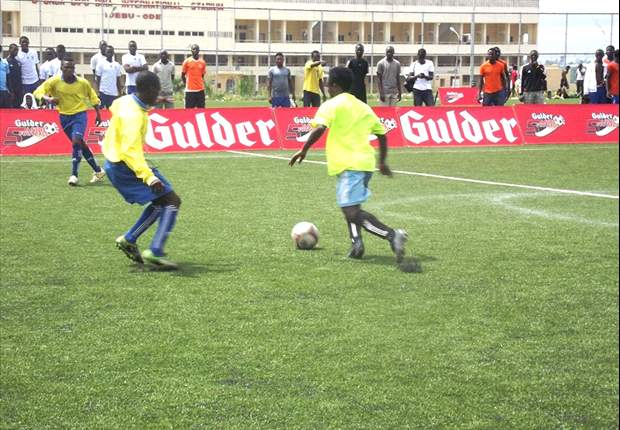 Former international Tajudeen Disu lauds Gulder on 5-A-Side football competition
