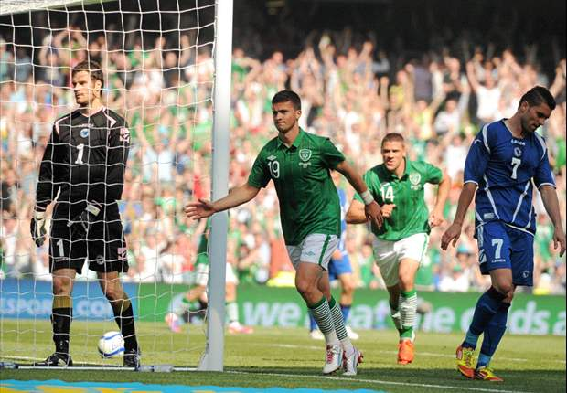 Shane Long: I hope to push for a starting place in the World Cup qualifiers