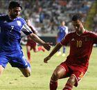 REPORT: Cyprus 0-1 Belgium