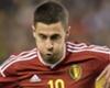 Cyprus 0-1 Belgium: Hazard winner