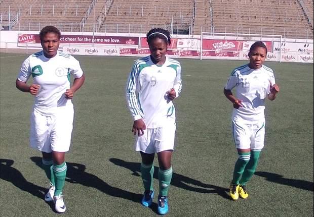 Nigeria's U-20 women's team lose 3-2 to Ghanaian counterparts