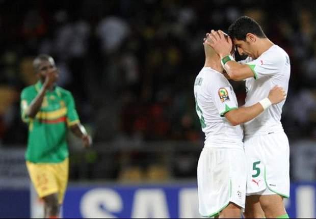 Amical - L'Algérie se régale