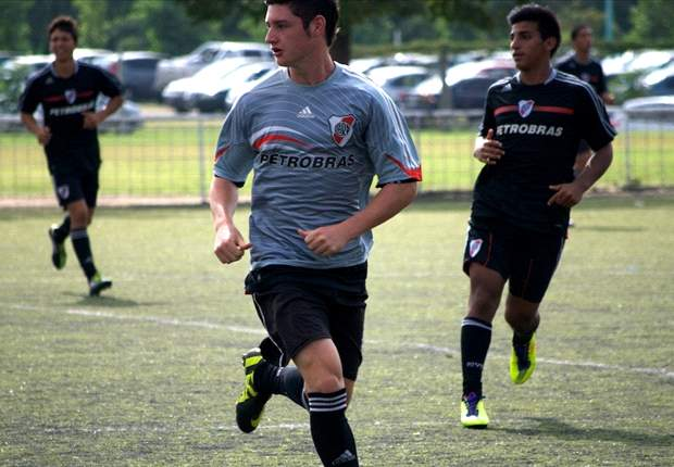 Following the footsteps of Aimar & Saviola, Australian starlets learn their trade in River Plate