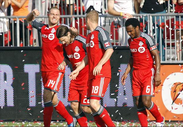 Toronto FC to play Santos Laguna and C.D. Aguila in CONCACAF Champions League