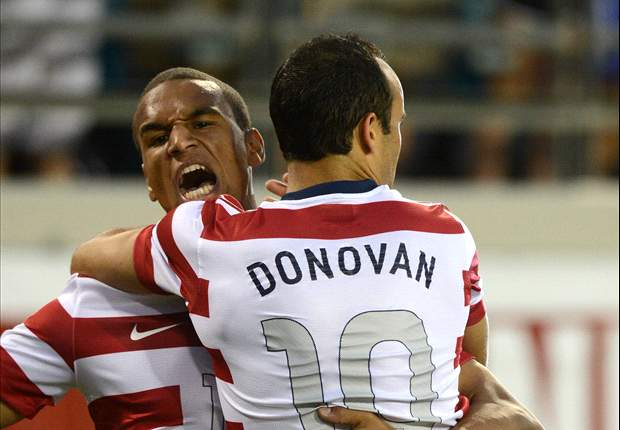 United States 5-1 Scotland: Landon Donovan hits hat trick as Yanks rout Scotland