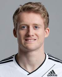 Andre Schürrle, Germany International