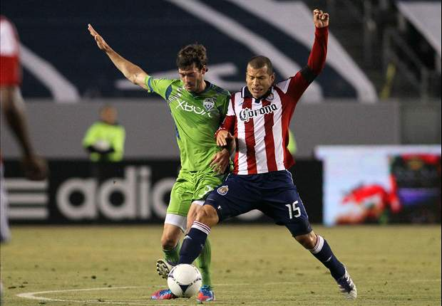 Chivas USA 1-1 Seattle Sounders FC: Agudelo scores first goal for Goats