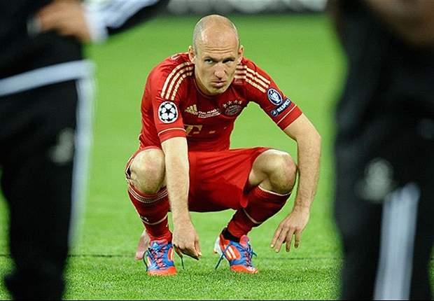 Voorzitter Bayern niet bezorgd over Robben
