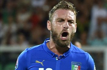 De Rossi: Roy Keane is my absolute hero