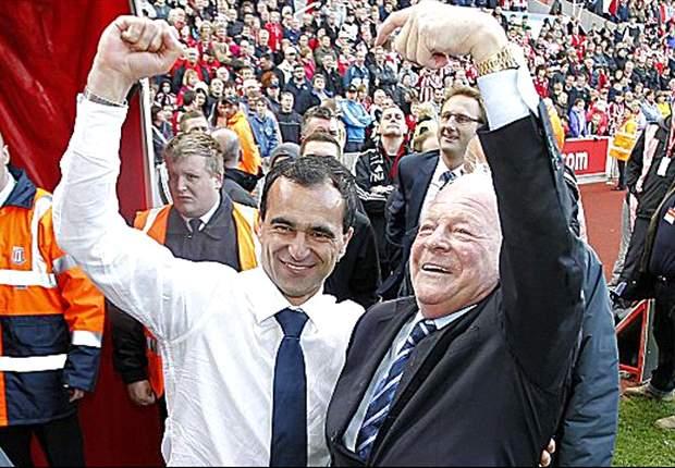 Villa not big enough for Martinez - Wigan owner Whelan
