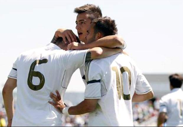 Real Madrid Castilla y tres fichajes de la casa para la temporada 2012-13
