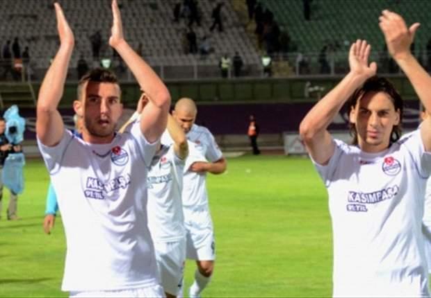Kasımpaşa yeniden Süper Lig'de: 2-3