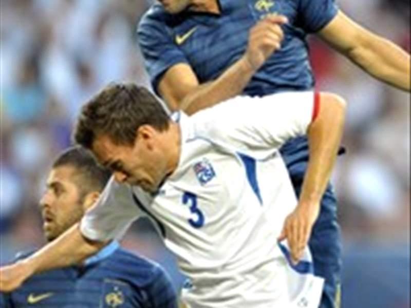 法国3-2冰岛球员评分 埃弗拉是否值得信任?