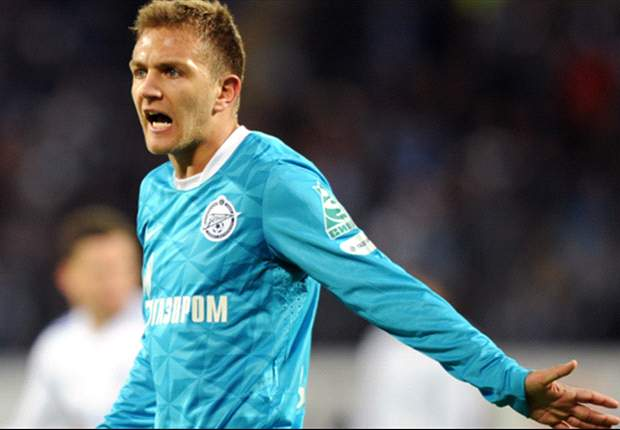 Hulk and Witsel will make Zenit competitive in Champions League, declares Criscito