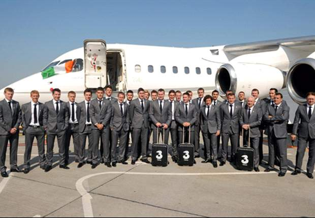 Republic of Ireland at full strength for Hungary friendly in final Euro 2012 warm-up