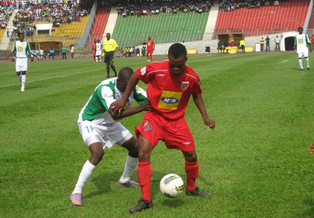 Cameroon Elite One league on hold