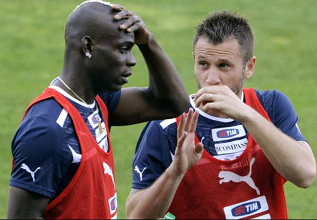Cassano, Balotelli, Di Natale, Giovinco & Borini - Who should Italy play in attack at Euro 2012?