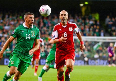 Republic of Ireland 1-0 Georgia