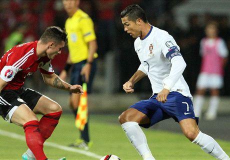 OPTA REVIEW: Albania 0-1 Portugal