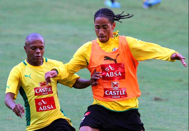 South Africa's Serero confident of Ajax Amsterdam future