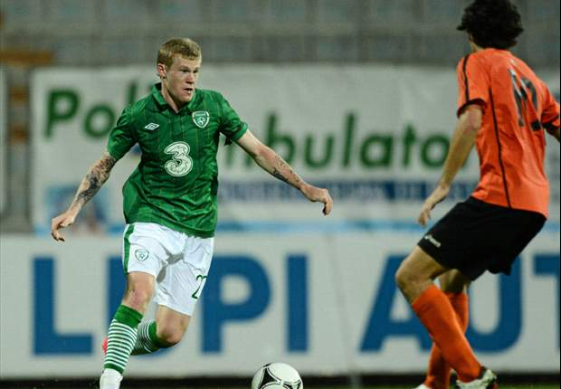 'I'm just glad that it's all over and done with now' - James McClean is relieved to put Twitter controversy behind him