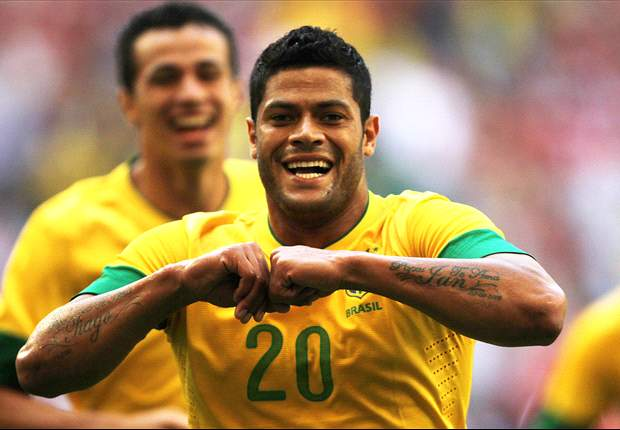 Hulk, Thiago Silva & Neymar named in Brazil squad for Olympics