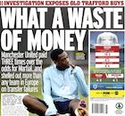 BACK PAGES: Check out Tuesday's headlines