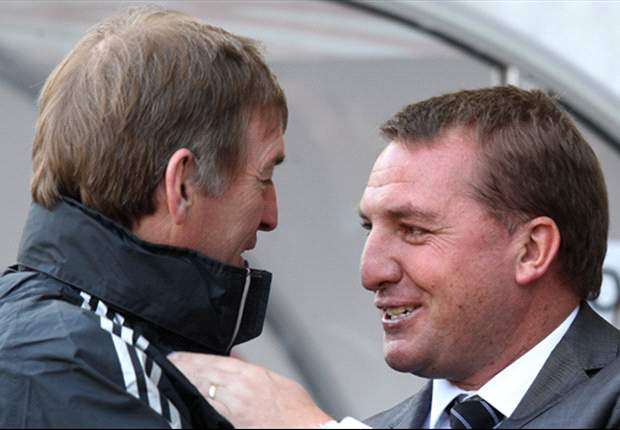 Mock the Weekend: Rodgers' tribute act to Liverpool under Dalglish goes all too well
