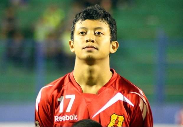 Dio Permana mencanangkan target menembus skuat timnas U-19 ke Piala Asia 2014