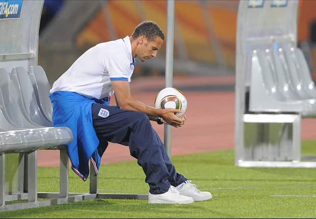 Jaw dropping: Folly of Rio Ferdinand's Euro 2012 omission starkly exposed again following Cahill's injury withdrawal