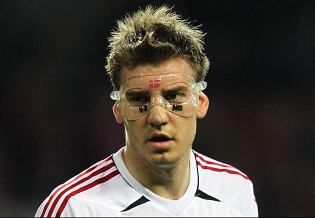 Bendtner admits Denmark rode their luck against the Netherlands