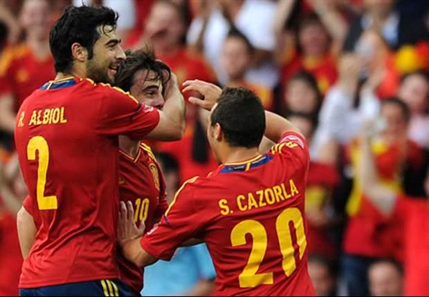 Preview: Espanha x Itália